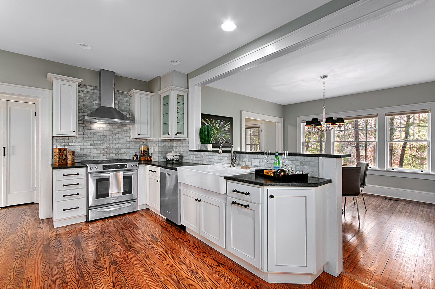 kitchen interior design LA California